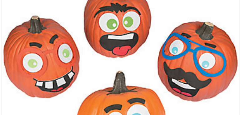 06 OCT: KIDS PUMPKIN DECORATING MUNSTER