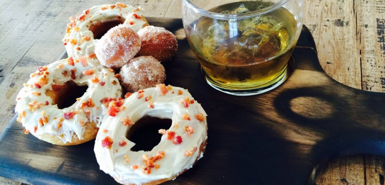 FRIDAY'S BOURBON & DOUGHNUTS