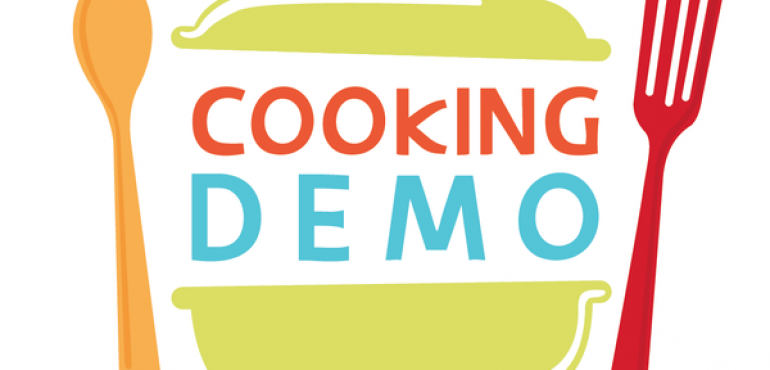 06 AUG 2016: Chef Jon's Cooking Demo