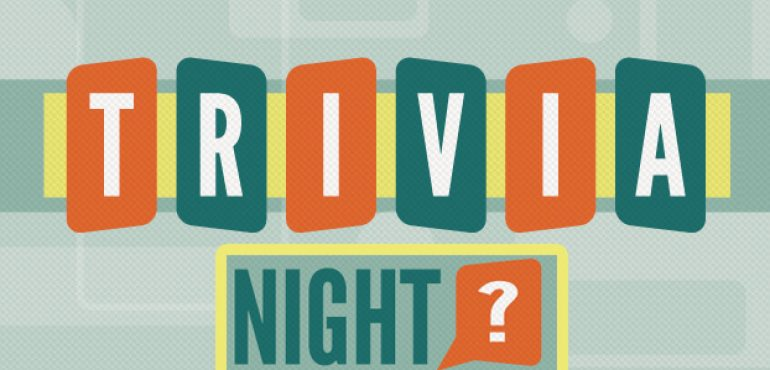 11 OCT: TRAVELING TRIVIA NIGHT w Palos Heights Library