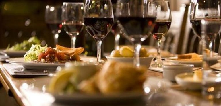 28 APR: EUROPEAN WINE TOUR DINNER