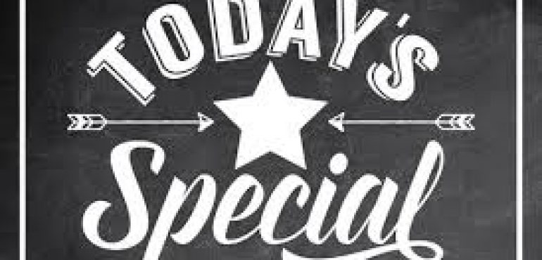 Palos Heights Specials